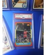 MICHAEL JORDAN 1986 FLEER ROOKIE PA5 - LEGAL MOVIE PROP ART - $50.00