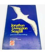Jonathan Livingston Seagull Board Game 1973 Vintage Mattel New Age Bach ... - $72.38