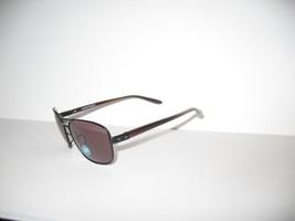 Oakley Sanctuary Sunglasses Satin Black Frame W/ 00 Gray POLARIZED  - $110.00