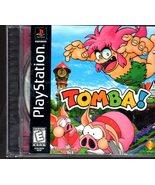 Playstation  -  TOMBA! - $92.95