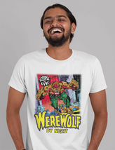 Werewolf by Night T Shirt vintage marvel horror comics Legion of Monsters tee image 3