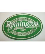 "Remington Rifle~Embroidered Patch~4"" x 2 1/2""~Gun~2nd Amendment~2A~Iron ... - $4.95"
