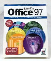 LearnKey Microsoft Office 97 Training Software CD Set - Rare Sealed! - $16.65