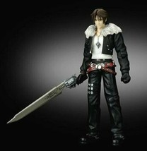 FINAL FANTASY VIII PLAY ARTS Squall Leonhart (PVC painted action figure) - $97.19