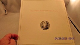 The National Parks Centennial Stamps First Day Issue Program Old Faithfu... - $5.89