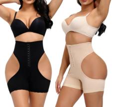 Women Butt Lifter Shapewear High Waist Cincher Tummy Control Sexy Thong ... - $27.92