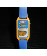VINTAGE KRAFT CHEESE & MACARONI CLUB WATCH #180852 DIGITAL WATCH COLLECT... - $16.83