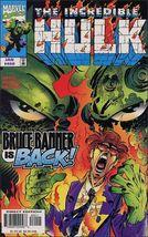 Marvel THE INCREDIBLE HULK (1968 Series) #460 VF - $1.29