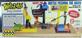 Hawk Weird-Ohs Wacky Contraptions Bottle Feeding The Baby Plastic Model Kit  - $14.85