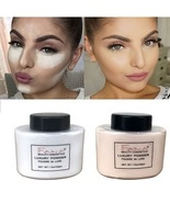 Smooth Loose Oil Control Face Powder Makeup Concealer Beauty Highlighter - $9.80+