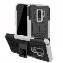 TPU+PC Phone Stand Case For Samsung Galaxy J2 J3 J5 J7 Prime J8 A3 A5 J4... - $13.95