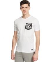 Nike, F.c. Printed Pocket T-shirt, White, Size Large - $19.79