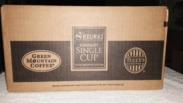 Keurig Gourmet Single Cup Green Mountain Coffee 72 Pods Chai Latte Exp 2021-12-03 - $29.69
