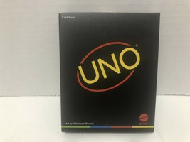 UNO Minimalista Card Game - Factory Sealed - $11.64