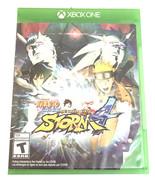 Microsoft Game Naturo shippuden ultimate nija storm 4 - $9.99
