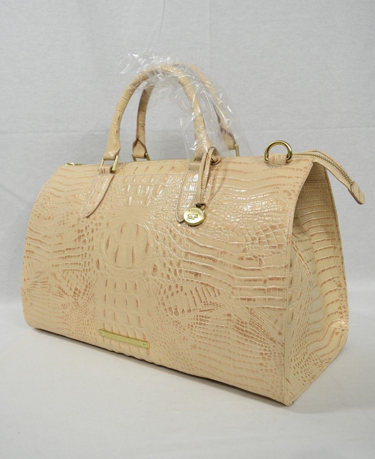 db674b5e NWT Brahmin Anywhere Weekender/Duffel Bag in and 50 similar items