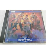 Time Life The Rock N Roll Era 1959 CD 22 Songs Dion Ritchie Valens Bobby... - $8.31