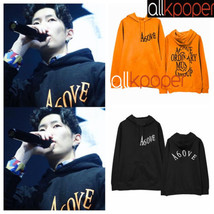 KPOP 2PM Loco Cap Hoodie Concert Hoody Pollover Sweatershirt Letter Fash... - $16.69+