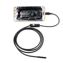 Android/PC Endoscope Inspection Borescope Camera - $14.99