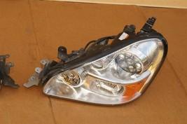 05-06 Infiniti Q45 F50 HID XENON HeadLight Lamps Set L&R image 2