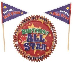 Wilton All Star Cupcake Combo Pack - $1.84
