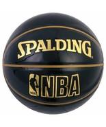 SPALDING basketball UNDERGLASS No. 7 ball black 74-486Z - $107.52