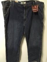 NEW LEVI'S Carpenter Denim Jeans Big & Tall Men's 48x32 Loose Straight - $28.71