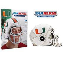 University of Miami Helmet by Fanheads - $9.95