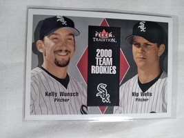 2000 Fleer Tradition Team Rookies - $1.75