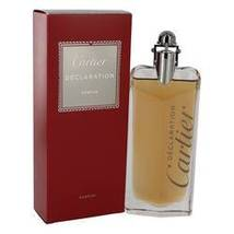 Declaration Cologne  By Cartier for Men 3.3 oz Eau De Parfum Spray - $89.50