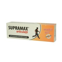 Supramax Joints and Muscle Massage Gel, 100 ml, Zdrovit - $30.61