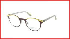 Face A Face Eyeglasses Frame EMMIE 2 Col. 9670 Acetate Acid Yellow Dark Aubergin - $316.62