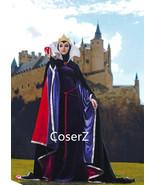 Custom-made Snow White Evil Queen Dress, Snow White Evil Queen Costume - £103.76 GBP