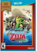 Nintendo Selects: The Legend of Zelda: The Wind Waker HD - Wii U [video game] - $34.64