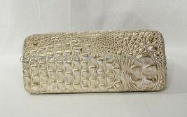 Brahmin Large Duxbury Leather Satchel/Shoulder Bag Sugar Cane Melbourne image 9