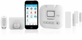 SkyLink Smart Home Alarm System Starter Kit Wireless Programmable Remote... - £115.70 GBP