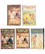 The Bobbsey Twins Set/5 Books tin3205 DOLLHOUSE Miniature - $9.45