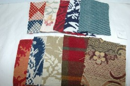 Coverlet Antique Piece Lot of 10 Pillows Christmas Stockings Applique He... - $9.50