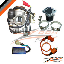 GY6 150cc Performance 30mm Carburetor Intake Coil CDI - $93.86