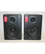 Pair of M-Audio Studiophile BX5a DELUXE 2-Way Studio Monitor Speakers - $173.25