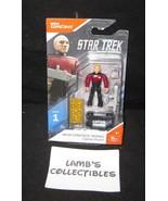 "Mega Construx Star Trek 2"" Captain Picard figure - $15.18"