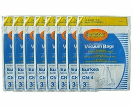 24 Eureka 900A PowerForce Micro Filtration CN 4 Vacuum Bag 68937-6 67740, Canist - $23.93