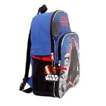 """Star Wars Episode 7 Kylo Ren Backpack - Blue, 16""""H - $11.99"""