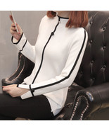 Lcybhe 8487 take the new style of split open sleeves long sleeves, crash... - €58,18 EUR