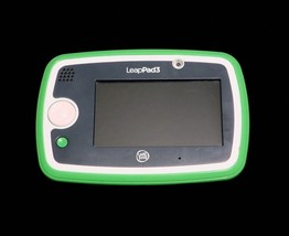 Leapfrog Leapad 3 Green Learning Tablet Tested - Working (AS-IS) - $19.95