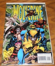 Comic Wolverine #94 Vol. 2 NM Never Read! The Lurker in the Machine - $2.92