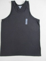 Old Navy Women Top XS Black Solid Sleeveless Cotton Polyester 17122 - $6.90