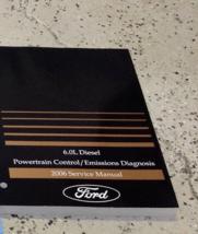 2006 Ford 6.0L DIESEL Powertrain Control Emission Diagnosis Service Shop... - $98.95