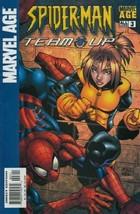 Marvel Age Spider-Man Team-Up #3 NM 2005 Marvel Comic Book - $1.89