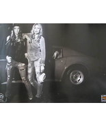 New Volcom Poster COOL!! Girls with Car  L@@K!!! - $4.79